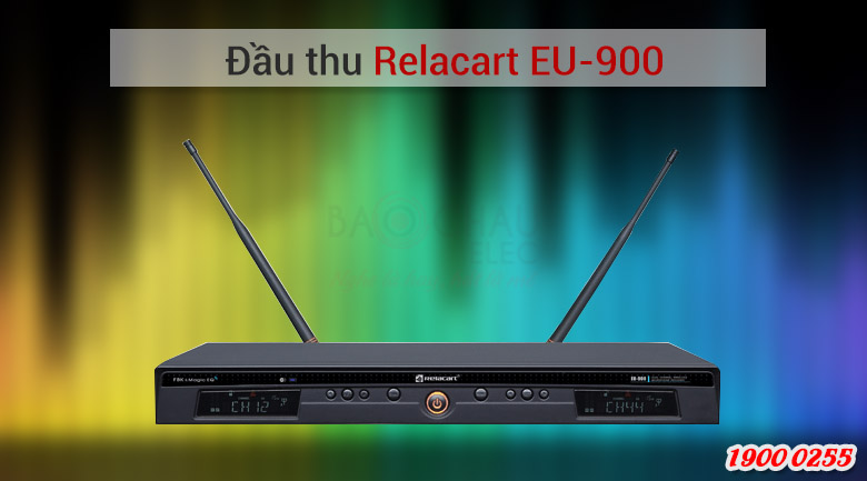 u thu Micro Relacart EU-900