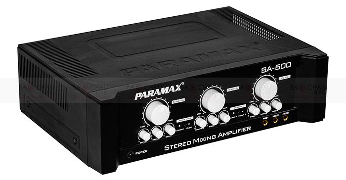 Amply Paramax SA-500 giá tốt, giao hàng toàn quốc