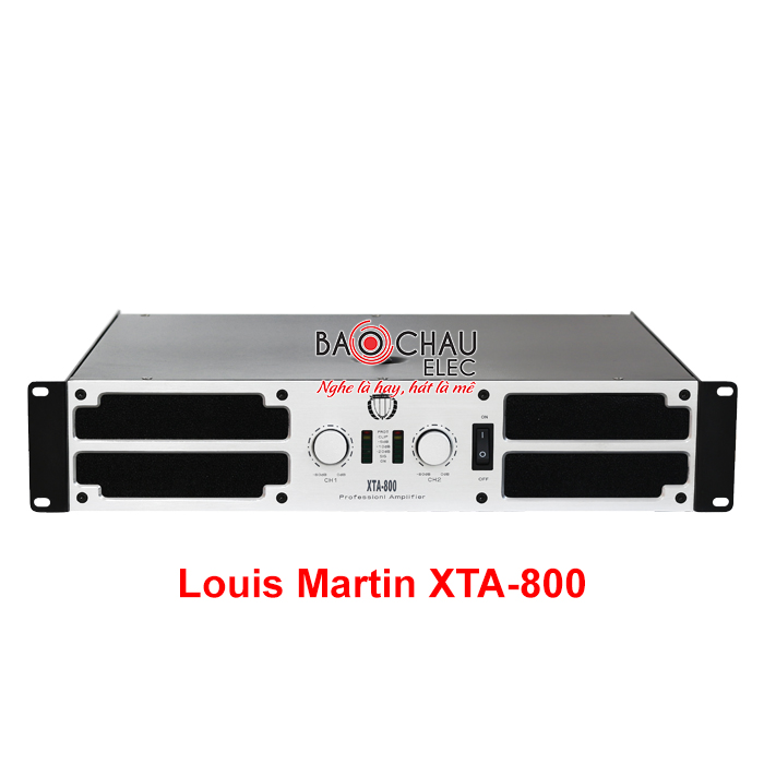 Cục đẩy Louis Martin XTA-800