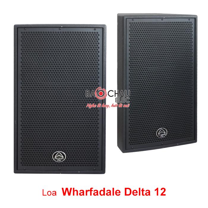 Loa Wharfedale Delta 12