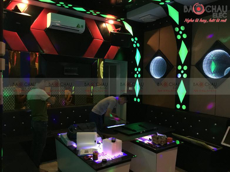 Cong trinh karaoke Xanh - Do Cao Bang - anh 16