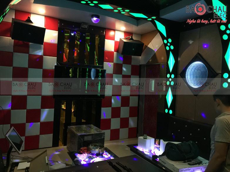 Cong trinh karaoke Xanh - Do Cao Bang - anh 6