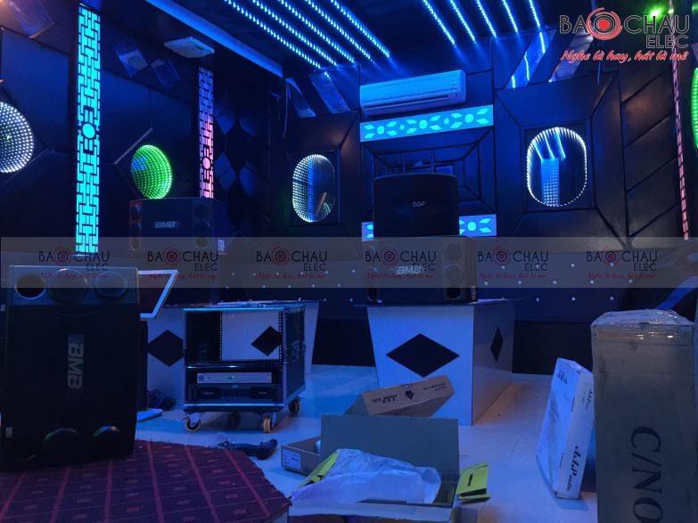Cong trinh karaoke Xanh - Do Cao Bang - anh 7