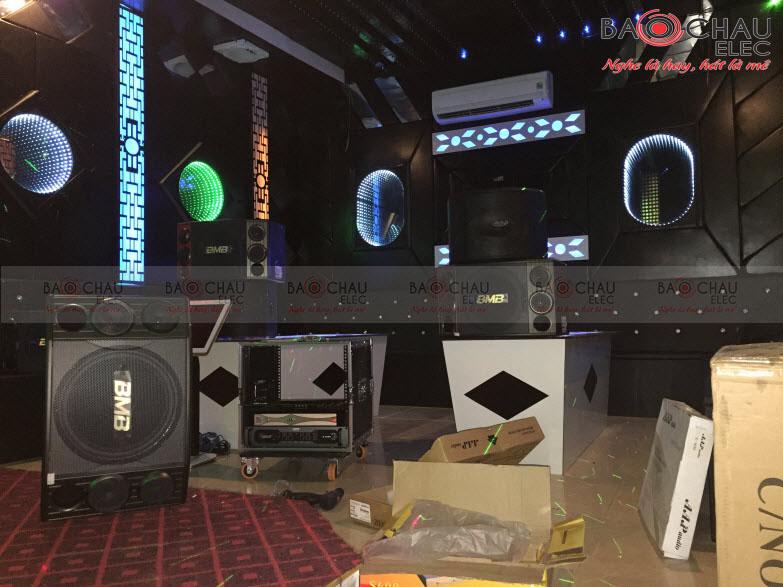 Cong trinh karaoke Xanh - Do Cao Bang - anh 8