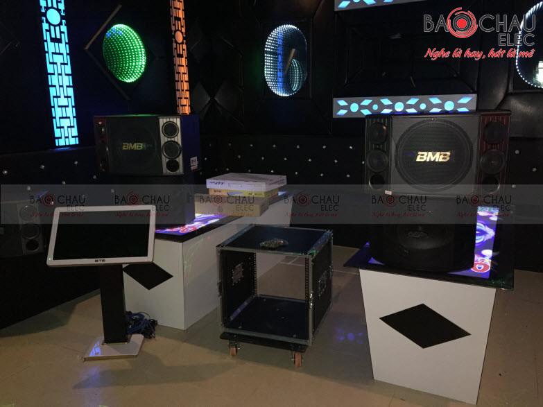 Cong trinh karaoke Xanh - Do Cao Bang - anh 9