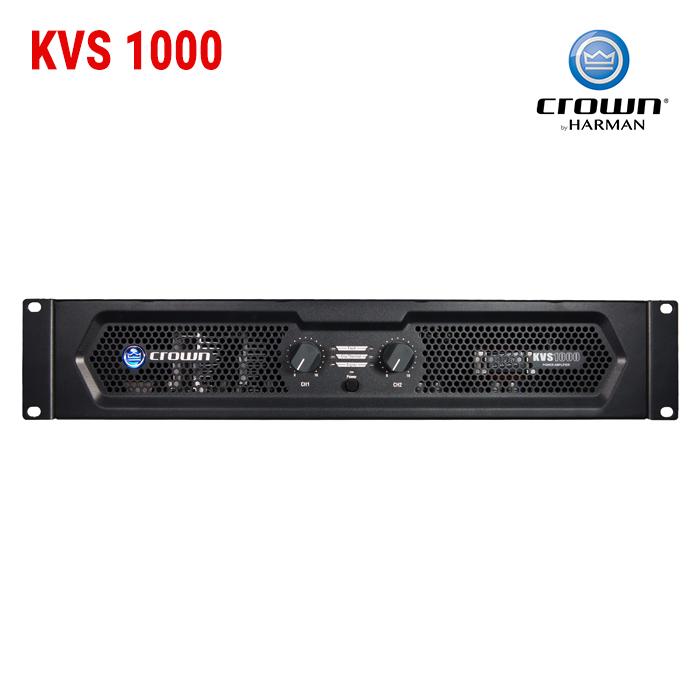 Cục đẩy Crown KVS 1000