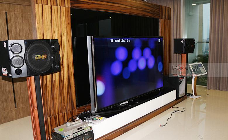 Dan karaoke chung cu Hoa Phat - 02