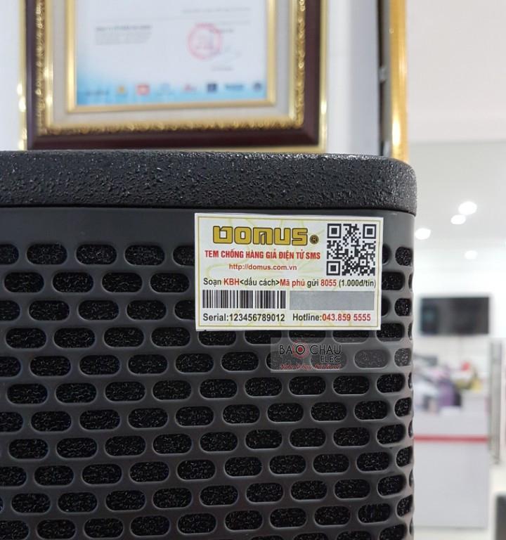 Loa Domus DP-6100 tại Bảo Châu Elec - ảnh 02