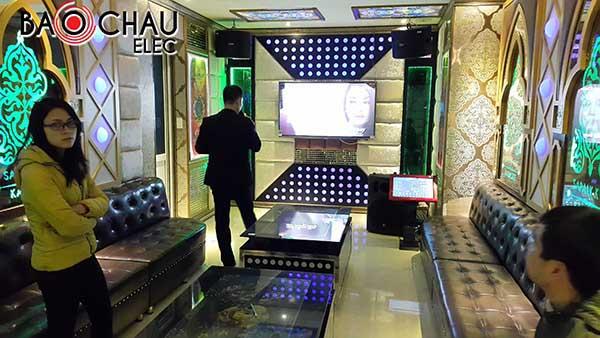 Dự án karaoke VIP của khách sạn 5 sao SAPALI