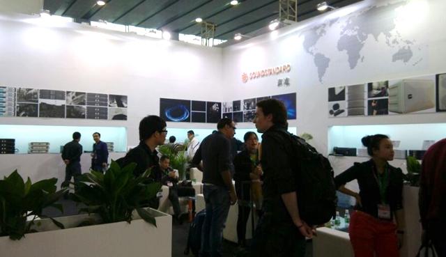Hãng Soundstandard tại triển lãm âm thanh quốc tế 2
