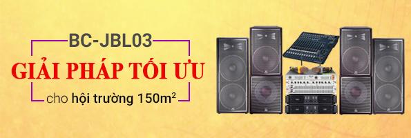 Âm thanh tối ưu nhất cho hội trường 150m2