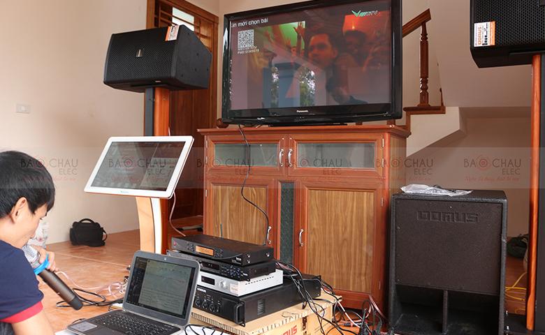 Lắp đặt dàn âm thanh karaoke gia đình, giải trí tại Ninh Bình - pic 10