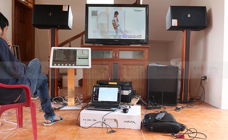 Lắp đặt dàn âm thanh karaoke gia đình, giải trí tại Ninh Bình - pic 11