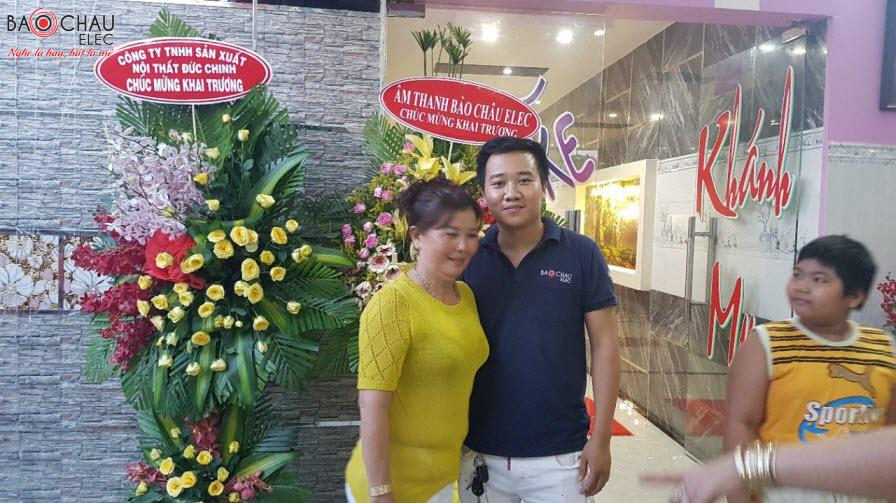 Lắp đặt 6 phòng hát karaoke kinh doanh tại Tây Ninh - pic 01