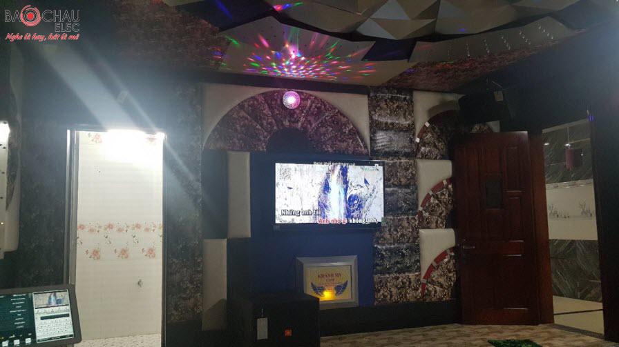 Lắp đặt 6 phòng hát karaoke kinh doanh tại Tây Ninh - pic 04