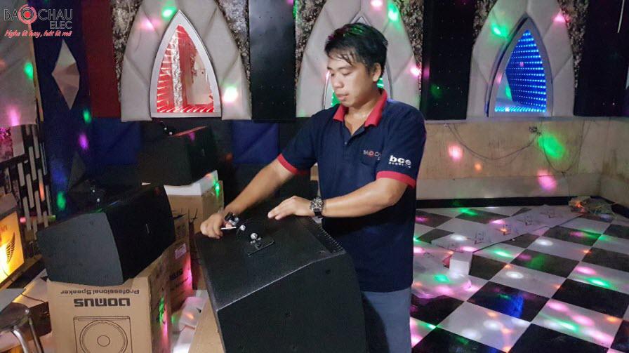 Lắp đặt 6 phòng hát karaoke kinh doanh tại Tây Ninh - pic 132
