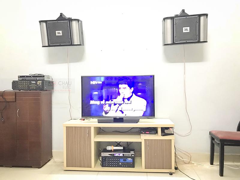 Lắp đặt dàn karaoke gia đình đơn giản hát hay cho anh Chính tại Biên Hòa - pic 4