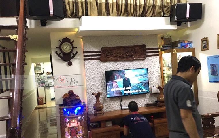 Lắp đặt dàn karaoke tại Thanh Khê Đà Nẵng pic 08