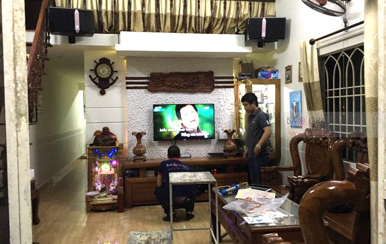 Lắp đặt dàn karaoke tại Thanh Khê Đà Nẵng pic 09
