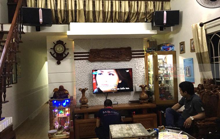 Lắp đặt dàn karaoke tại Thanh Khê Đà Nẵng pic 10