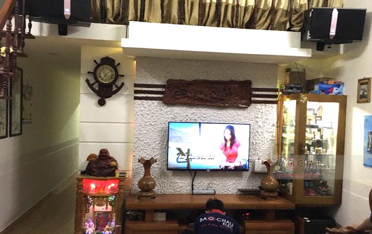 Lắp đặt dàn karaoke tại Thanh Khê Đà Nẵng pic 11