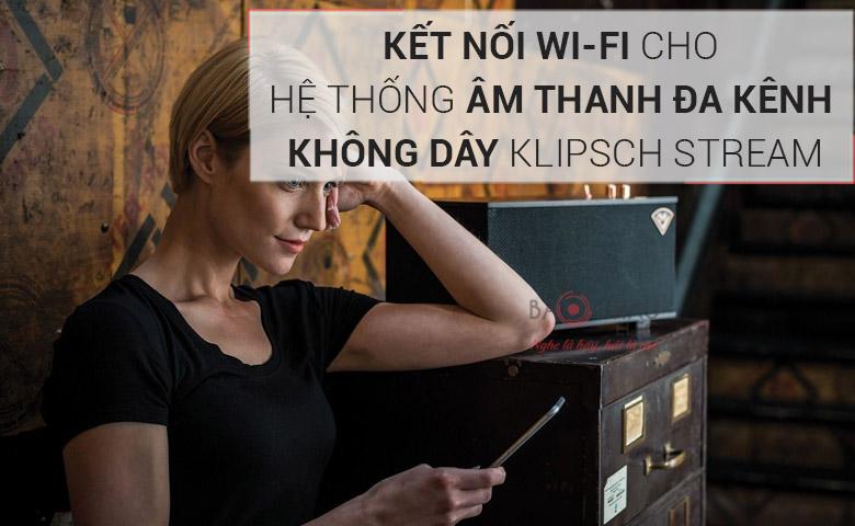Loa Klipsch The Three - tính năng 5