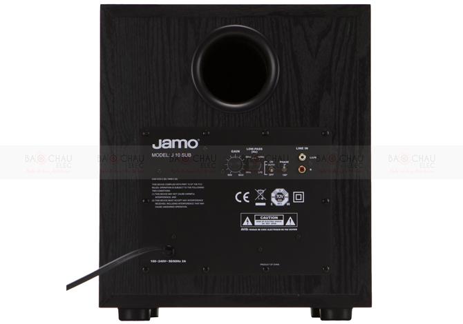 Loa sub Jamo J10 sub - mặt sau
