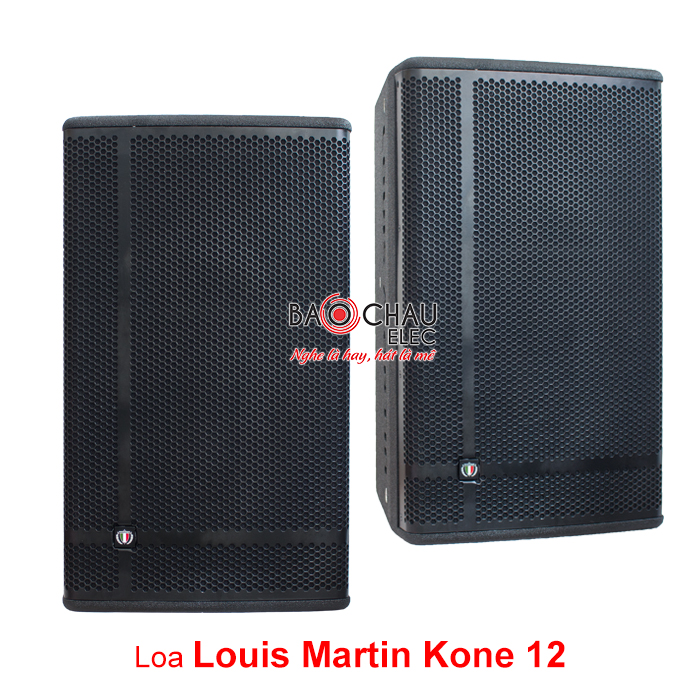 Loa Louis Martin Kone 12 (Full bass 30)
