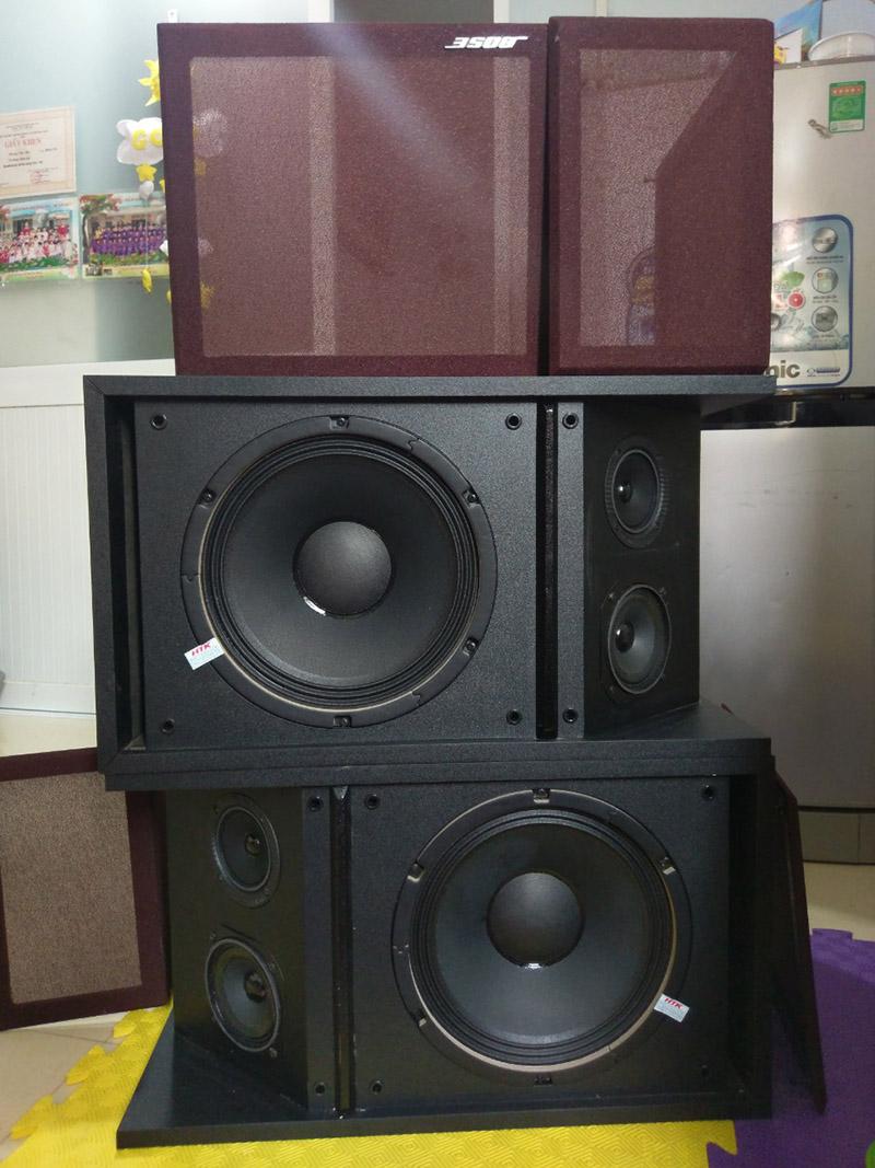 Mạo danh Bảo Châu Audio bán loa Bose giả - pic02