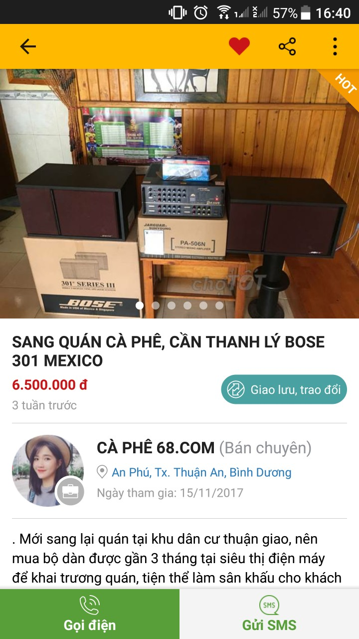 Mạo danh Bảo Châu Audio bán loa Bose giả - pic06